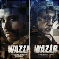 Wazir Budget & First Day Box Office Collections