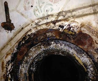 Ball Plumbing rotten closet flange
