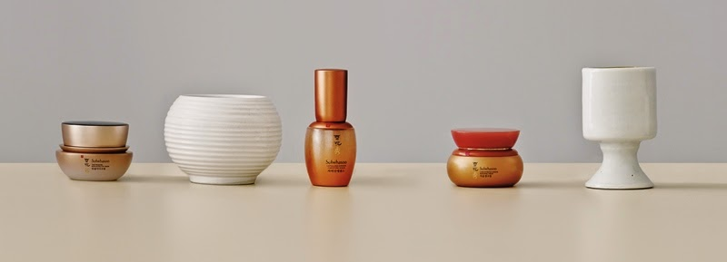 Sulwhasoo capsulized Ginseng Fortifying Serum, Sulwhasoo Concentrated Ginseng Renewing Eye Cream, Sulwhasoo, Ginseng Skincare