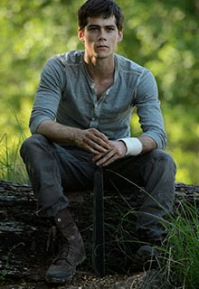 Dyalan OBrien in The Maze Runner