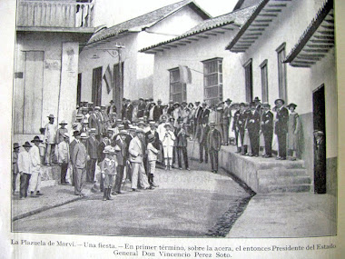LA PLAZUELA  en 1925