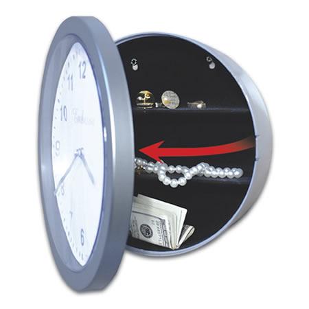 Reloj para guardar tu dinero