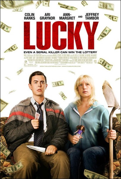Assistir Cara de Sorte (Lucky) Dublado Online HD