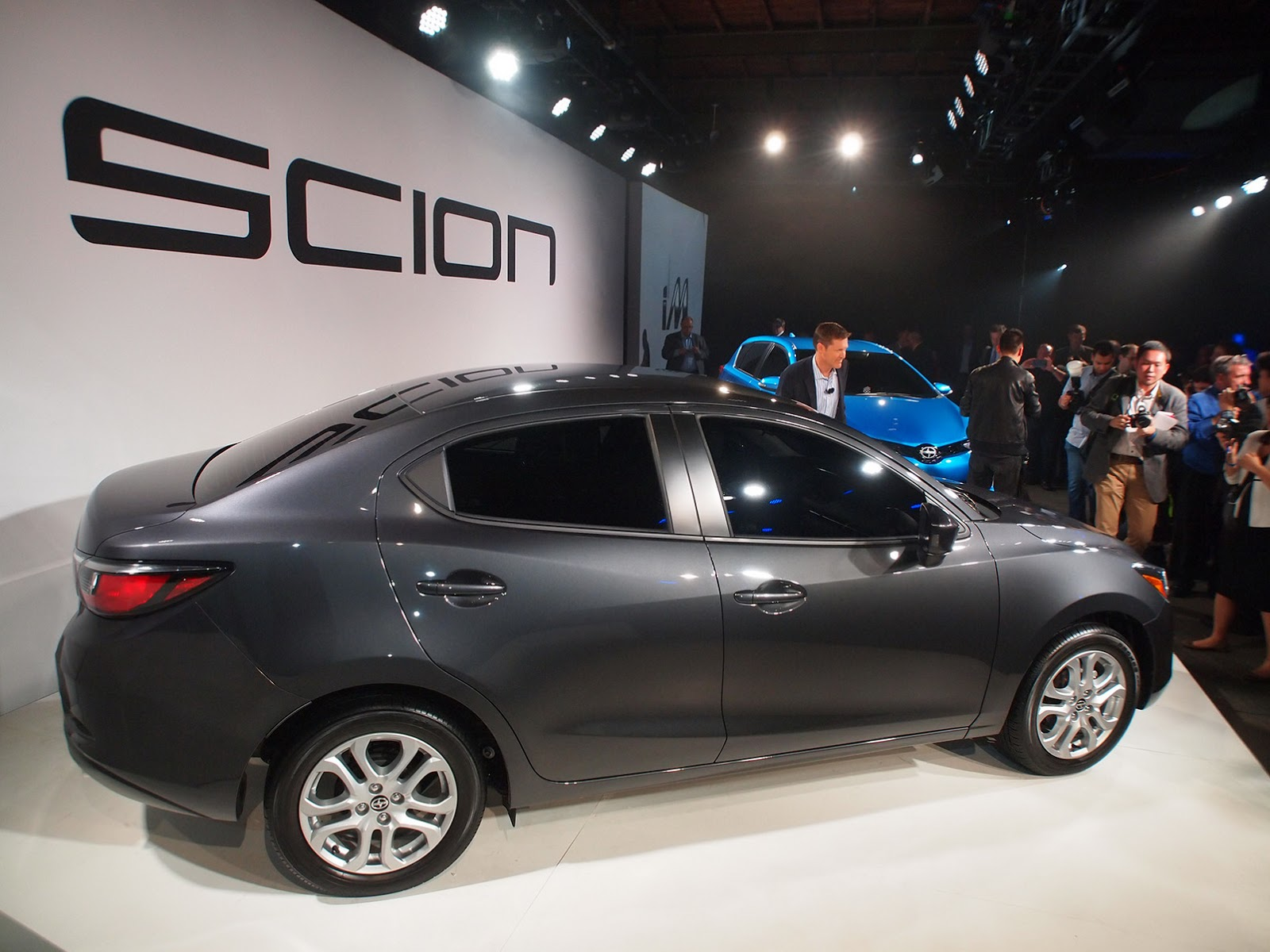 Here's How We Get The Mazda2 In The USA: Scion's iA Sedan