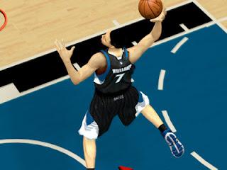 NBA 2K13 Minnesota Timberwolves Black Alternate Jersey Patch
