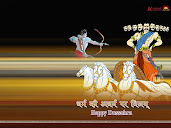 #11 Happy Dussehra Wallpaper