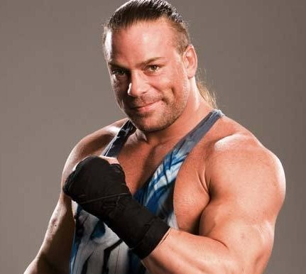 Wrestler  Rob Van DamRob Van Dam