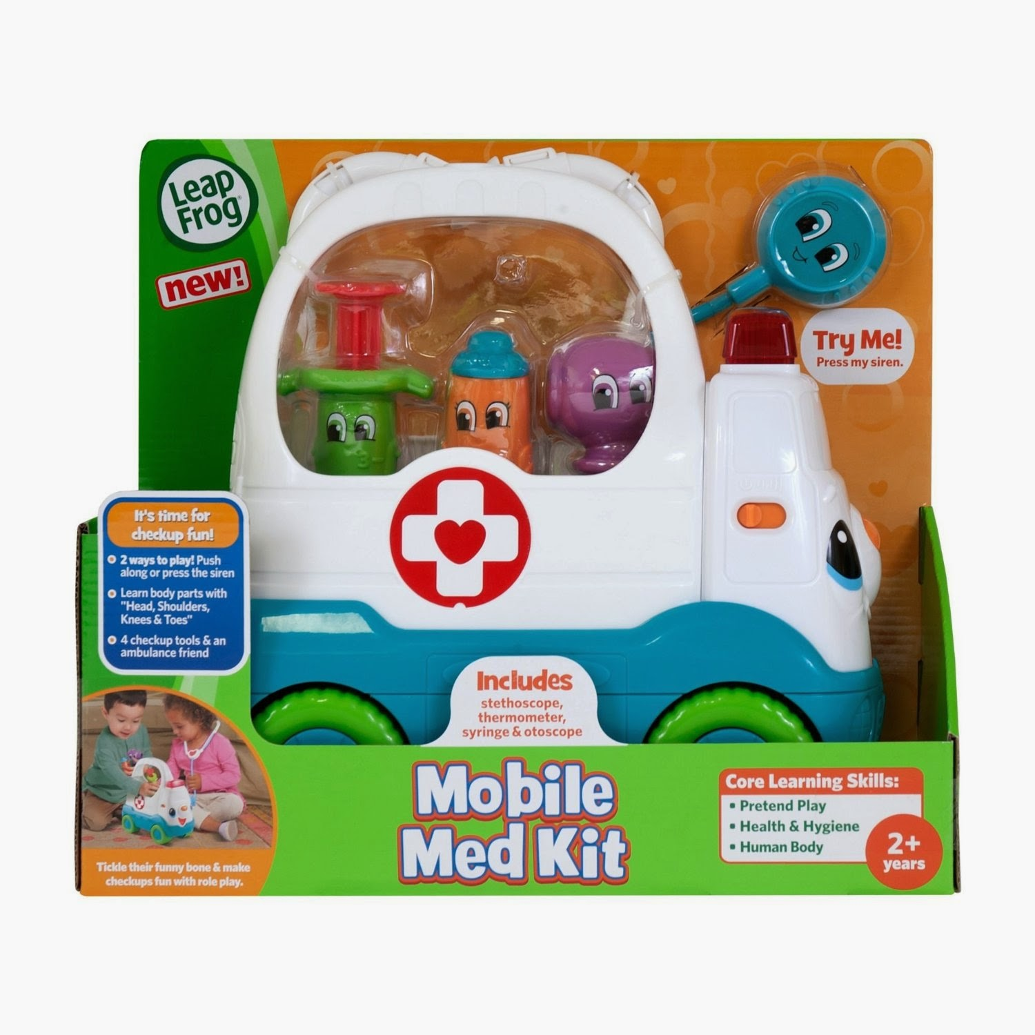 LeapFrog Mobile Medical Kit