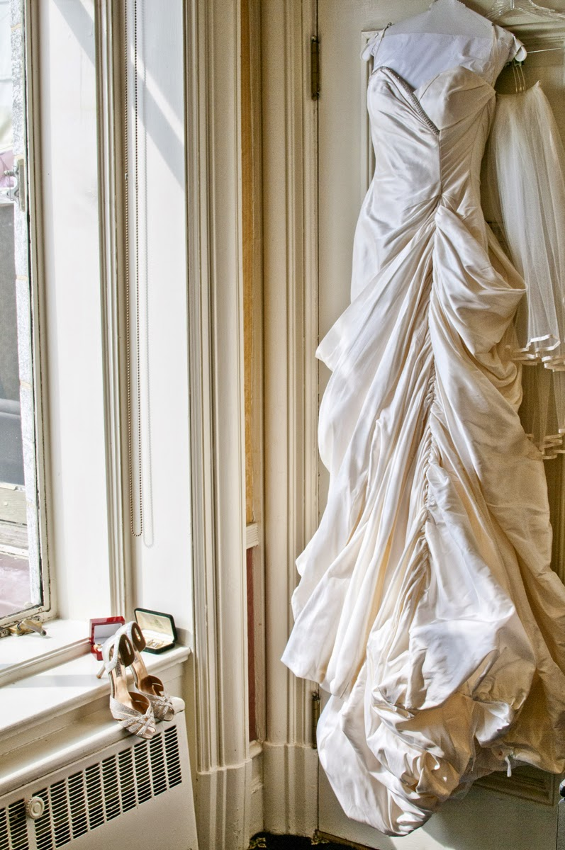 Sabrage Wedding at a Tarrytown Castle in New York