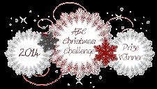 Winner at ABC Christmas Challenge