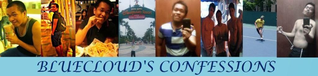 BLUECLOUD'S CONFESSIONS