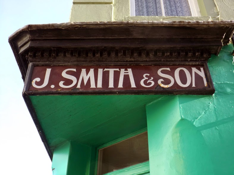 rin tin tin general engineers sign shopfront brighton
