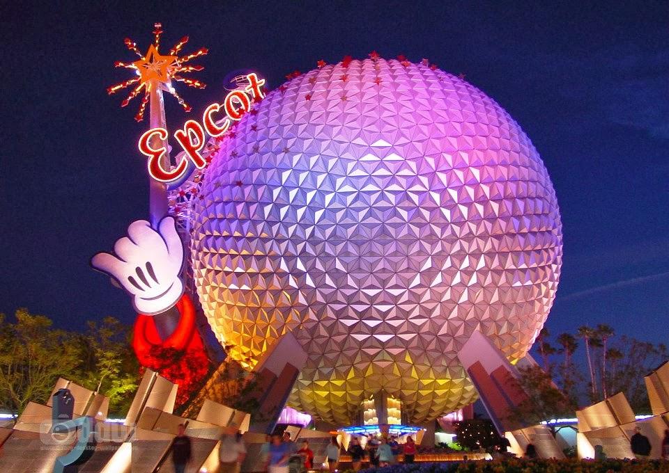 Epcot Orlando Disney