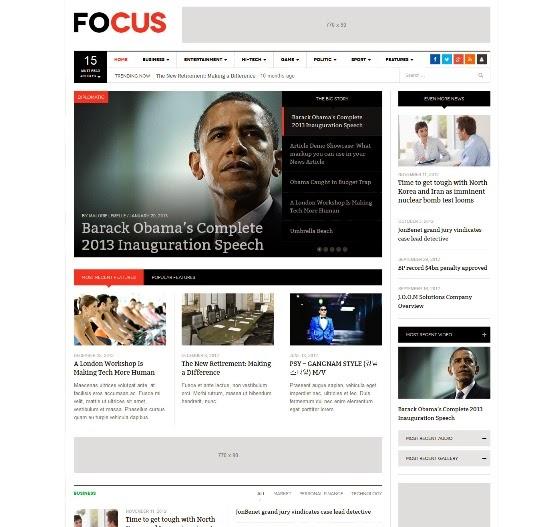 DW Focus