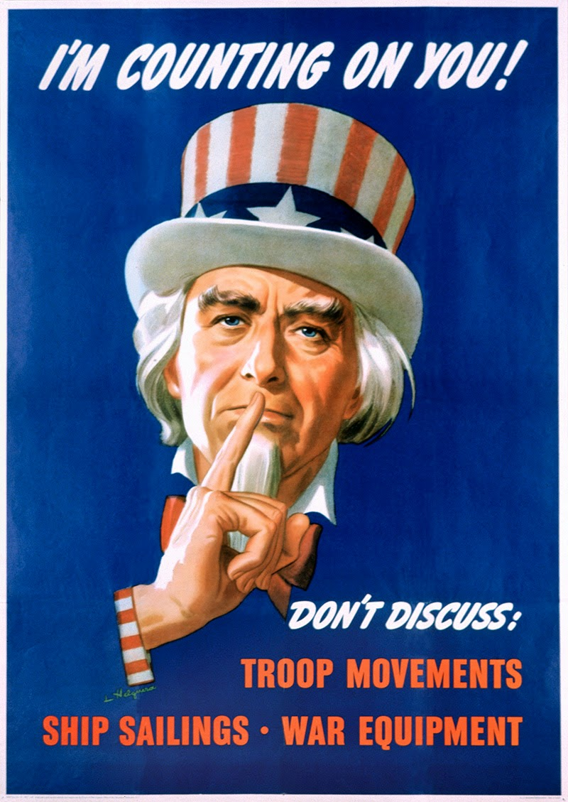 wwii propaganda This ww2 (wwii) mini lesson on us home front propaganda includes 21 images of propaganda posters and 17 discussion questions after studying and discussing propaganda, the students will make their own poster.