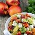 Nectarine and Avocado Fruit Salad