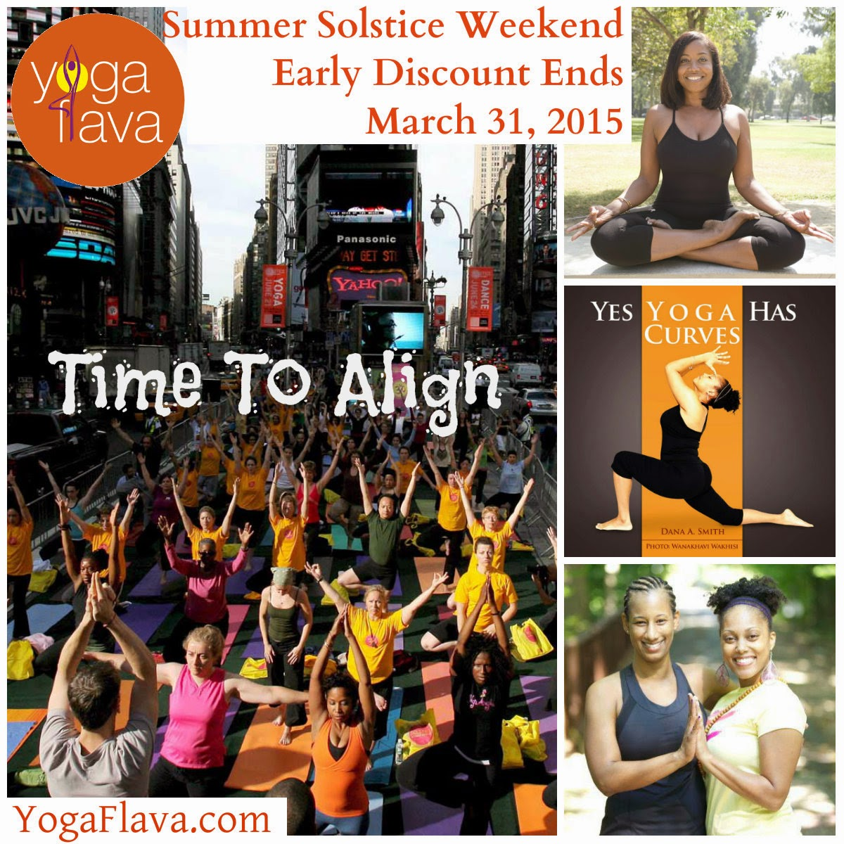 JOIN US - SUMMER SOLSTICE WEEKEND NYC