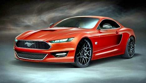 2015 Ford Mustang Shelby GT500 Price and Release  CAR DRIVE AND