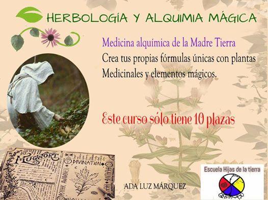"""Curso online """"Herbología y Alquimia mágica"""""""