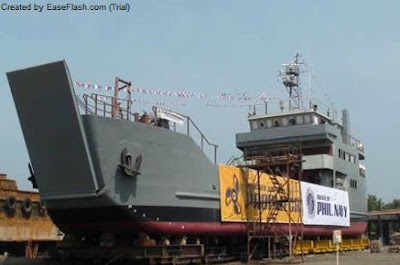 1st PHL-Made Navy Vessel Unveiled in PICMW (Philippines) - RP Defense