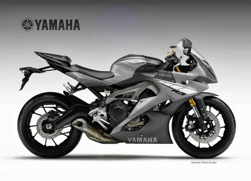 yamaha r3 900cc