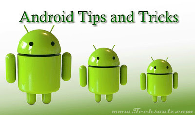 Tips for your Android device