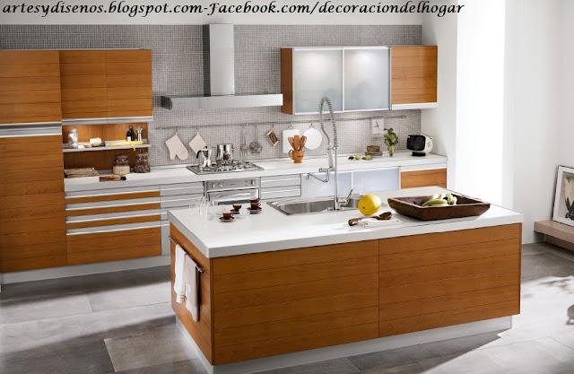 Muebles Cocina Diseo. Trendy Cocina Diseo Moderno Tenemos Una Imagen ...