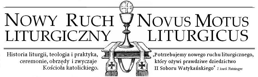 Nowy Ruch Liturgiczny