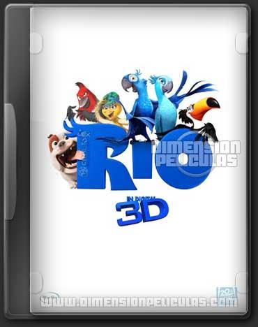 Rio (BRRip 3D FULL HD Ingles Subtitulada) (2011)