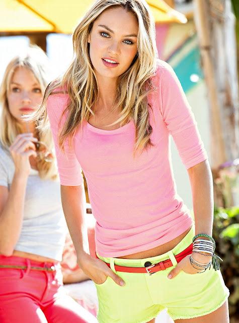 Lindsay Ellingson for Victoria's Secret, December 2012