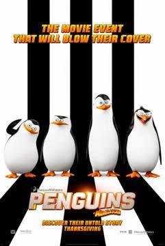 descargar Los Pingüinos de Madagascar