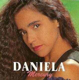 Daniela Mercury (1991) - capa do disco