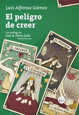 LIBRO - El peligro de creer Luis Alfonso Gámez (Léeme - 26 mayo 2015) CIENCIA | Edición papel & ebook kindle Comprar en Amazon