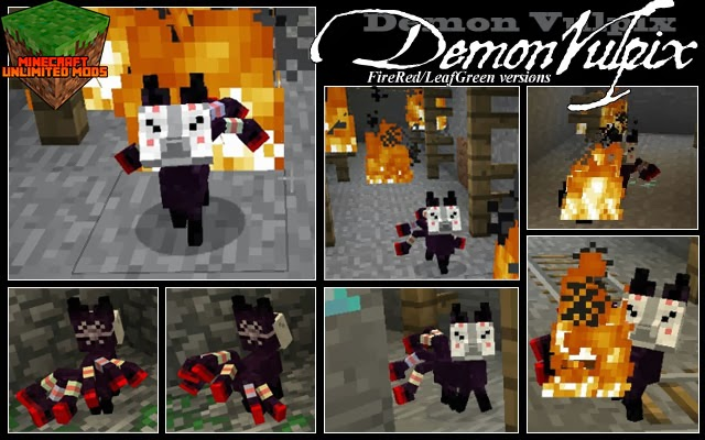 Pokemon: Disciples of Corruption Mod demon vulpix