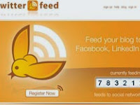 Cara Share Artikel Blog Ke Sosial Media Twitter dan Facebook Otomatis