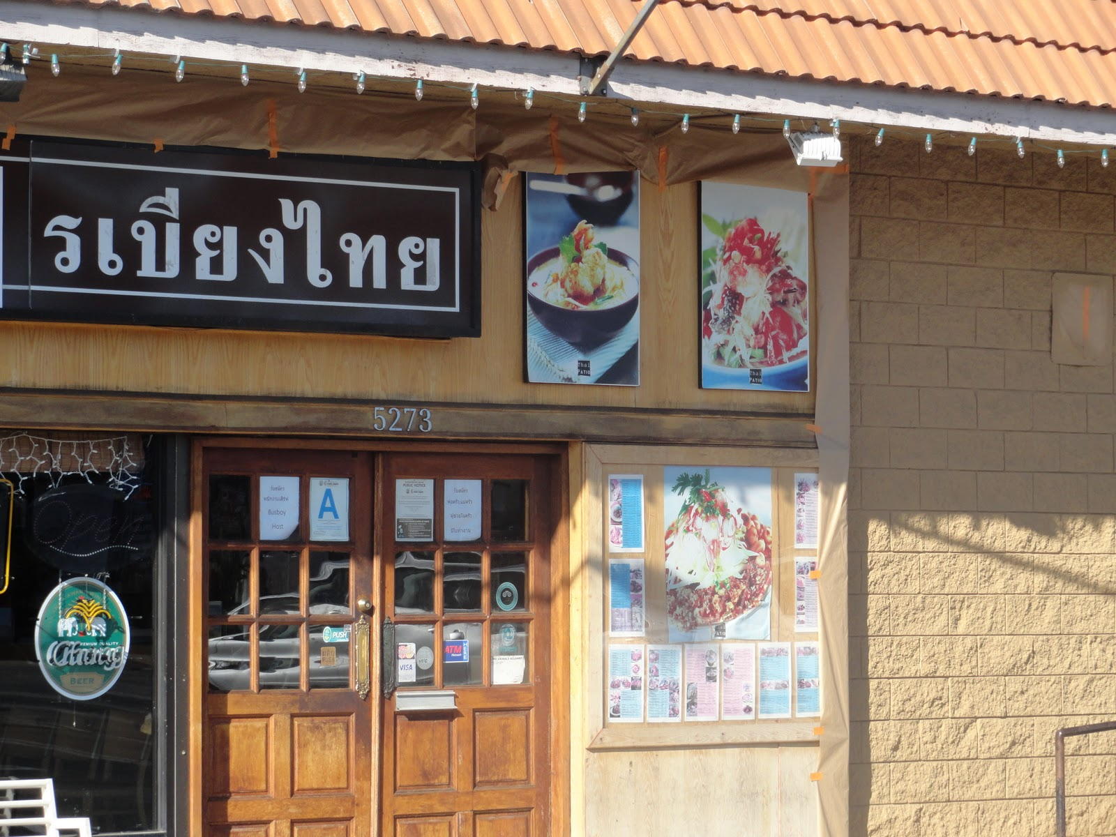 The Real Deal And Serve Home Style Regional Specialties For Customers From Thailand In Thai Town There Exists An Abundance Of These Restaurants As