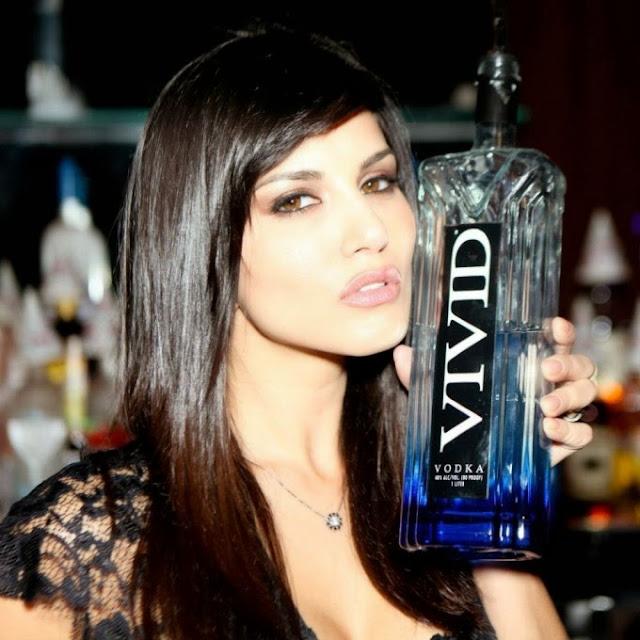 Sunny Leone vivid vodka party pics.....