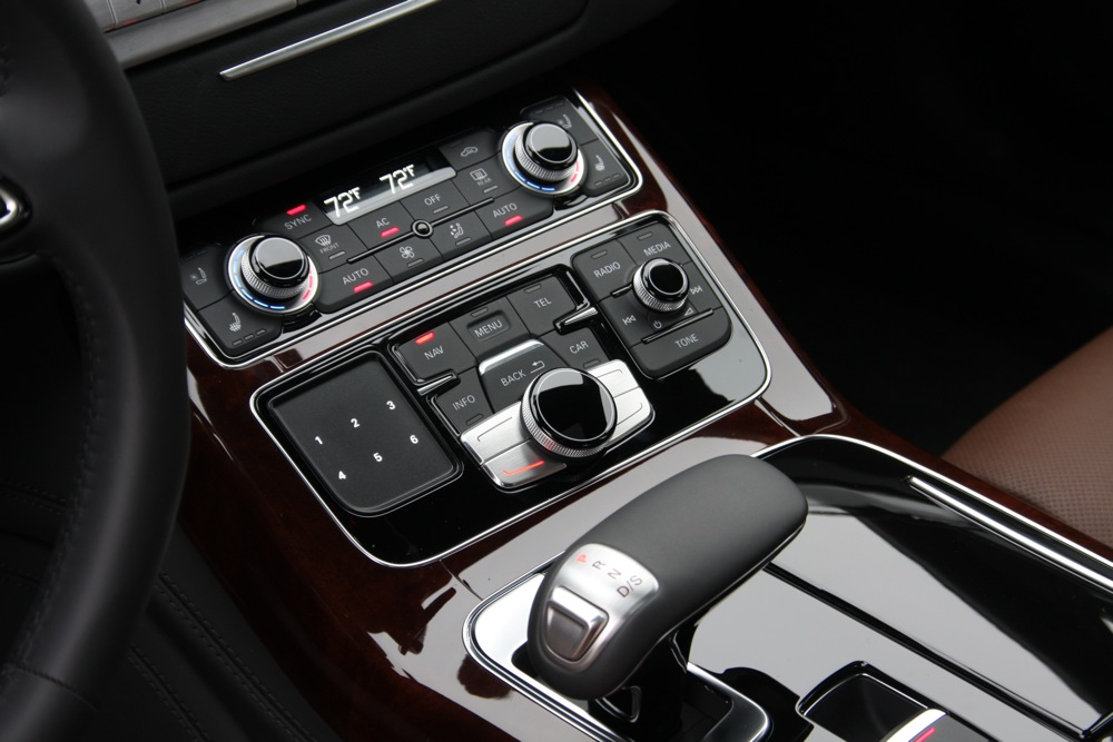 2011 Audi A8 SPECS DETAIL