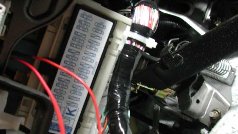 Scion TC - Scion Tc Fuse Box Location - Box Information Center