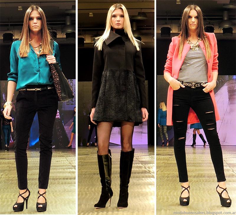 Moda 2014 - Markova colección. Moda otoño invierno 2014 Argentina Fashion Week.
