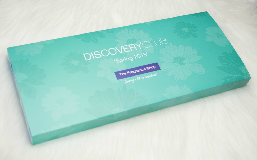 The Fragrance Shop Discovery Club Spring 2015 Box Review