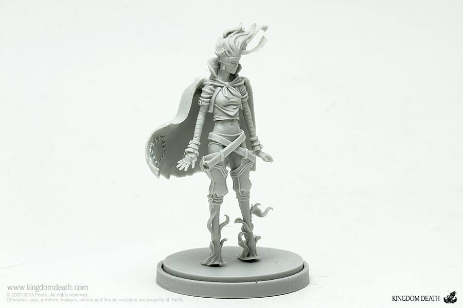 Tabletop Fix: Kingdom Death - New Releases