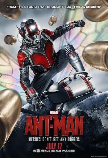 Ant-Man 2015 English HDRip Download