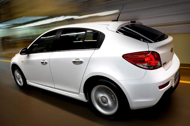 Chevrolet Cruze Sport LTZ Hatch Branco