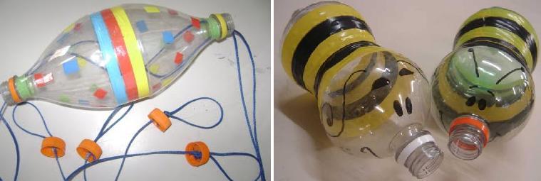 Conhecido Profª Marina Draszevski Gomes: Brinquedos de Papelão TC44