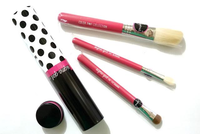 Sigma Beauty Color Pop Brush Kit