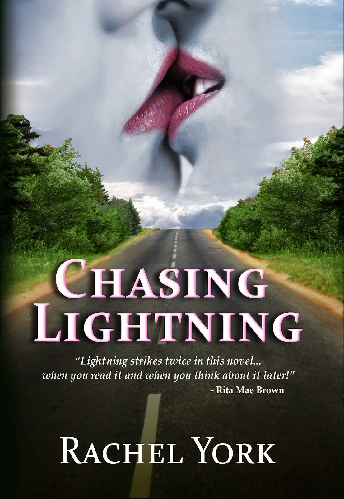 Lightning strikes twice in this book!