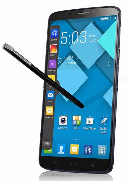 Alcatel One Touch Hero, Phablet Pesaing Galaxy Note 3