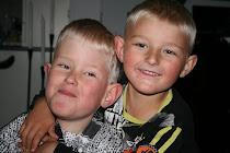 Gutta mine - Ørjan og Daniel