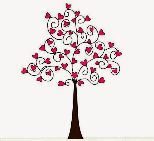 Plantar uma árvore também é um gesto de amor...